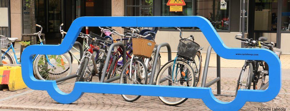Pyöräparkkipalvelu