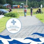 Vesilahden kävelyn ja pyöräilyn kehittämisohjelman kansikuva
